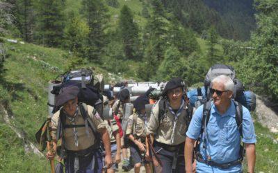 L'Alpine dans les cimes