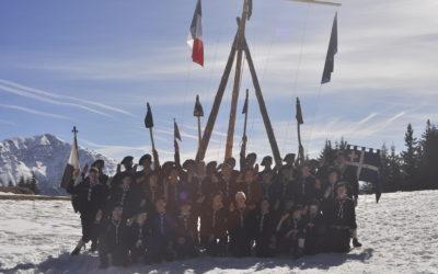 Reportage de Maurienne TV sur le scoutisme en montagne