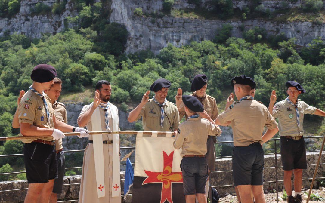 Camp d'été 2019 dans le Quercy