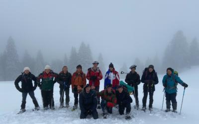 Les chefs de Savoie se retrouvent en montagne
